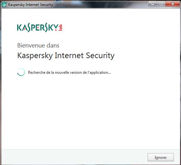 KASPERSKY INTERNET SECURITY 2016 INSTALLATION A