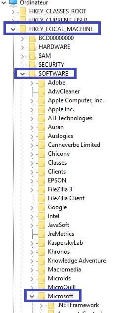 confidentialité windows 10.5