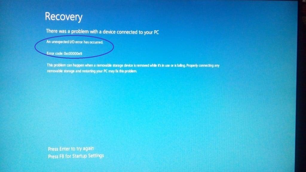 installer windows proprement message d'erreur sospc.name