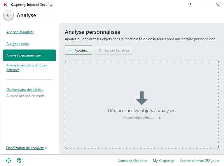 kaspersky internet security 2016.www.sospc.name.analyse personnalisée