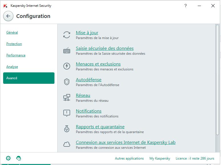 paramétrer kaspersky internet security 2016.y.sospc.name