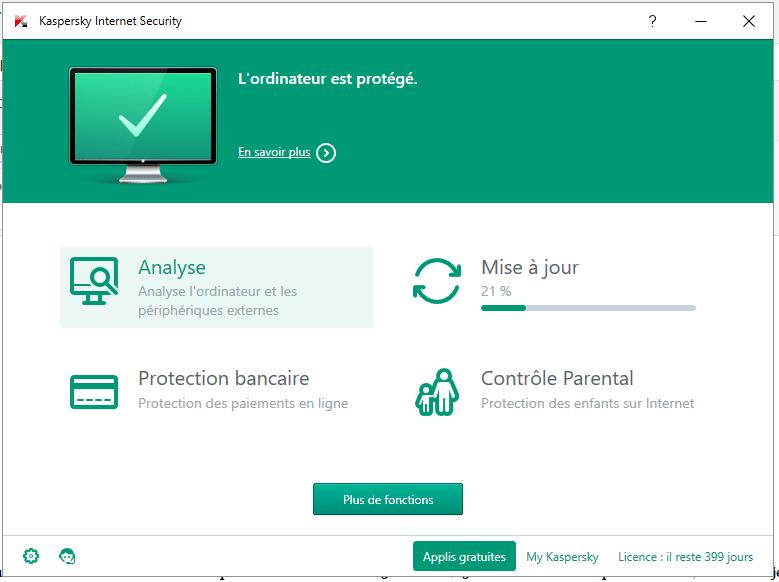 kaspersky internet security 2016 relooking