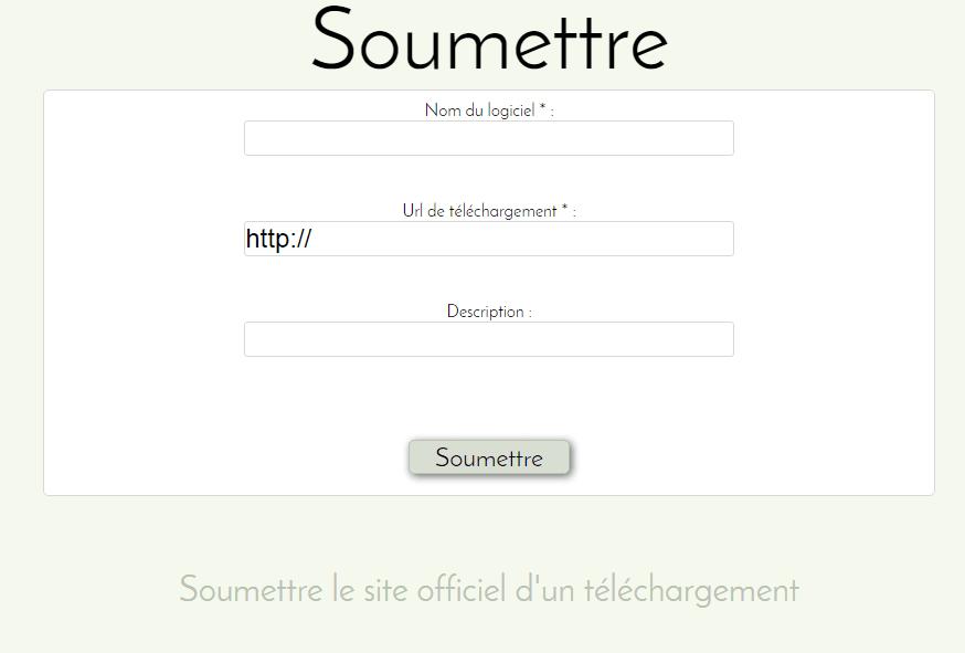 offurl.fr soumettre sospc.name