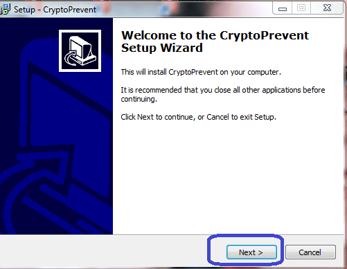 CRYPTOPREVENT SOSPC.name D