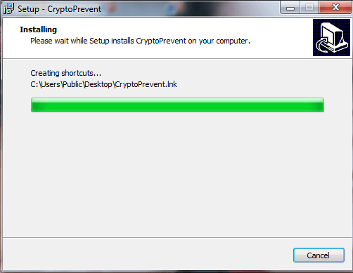CRYPTOPREVENT SOSPC.name H