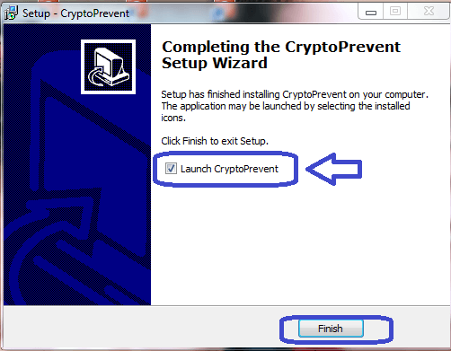 CRYPTOPREVENT SOSPC.name I