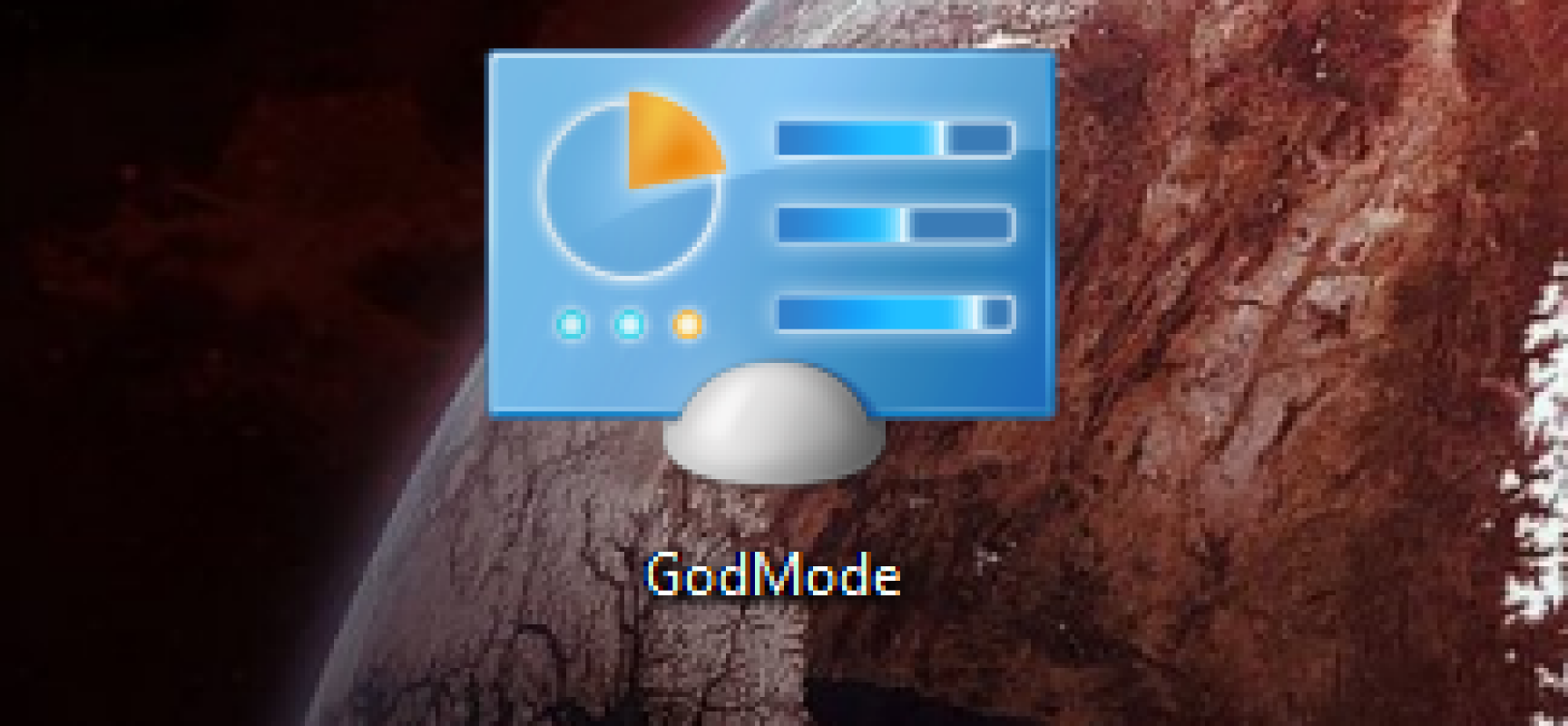 Windows Vista/7/8/8.1/10 : activer le God Mode ( Mode Dieu ).