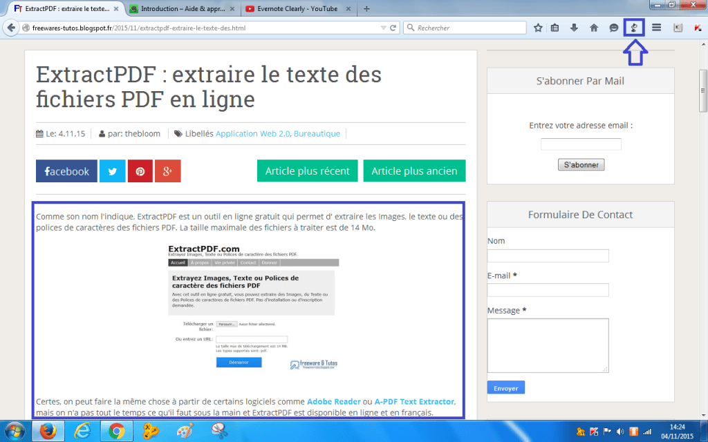 clearly tuto firefox utilisation sospc.name 1