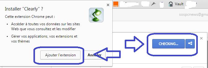 clearly tuto installation CHROME sospc.name.3