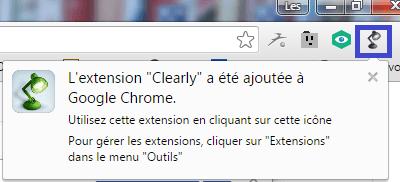 clearly tuto installation CHROME sospc.name.4