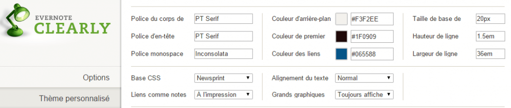 tutoriel sospc.name clearly changer polices et couleurs.2