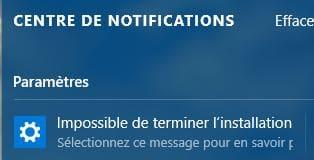 windows 10 impossible de terminer l'installation sospc.name.1