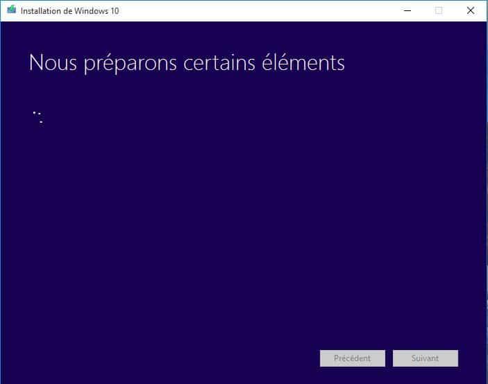 windows 10 impossible de terminer l'installation sospc.name.10