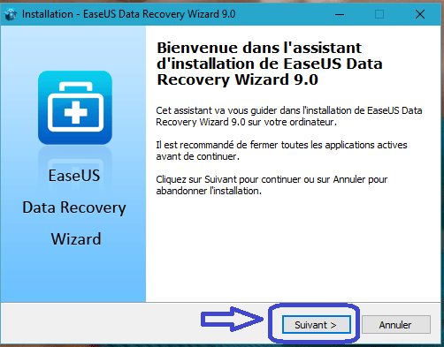 Data Recovery Wizard Free 9.8 tutoriel sospc.name B