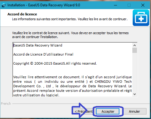 Data Recovery Wizard Free 9.8 tutoriel sospc.name C
