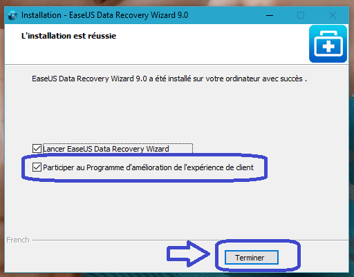 Data Recovery Wizard Free 9.8 tutoriel sospc.name G