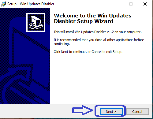 Win Updates Disabler tutoriel sospc.name 3