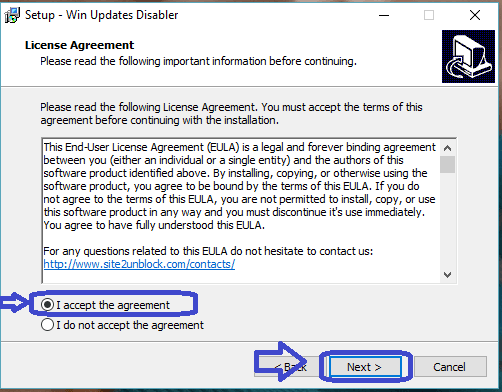 Win Updates Disabler tutoriel sospc.name 4