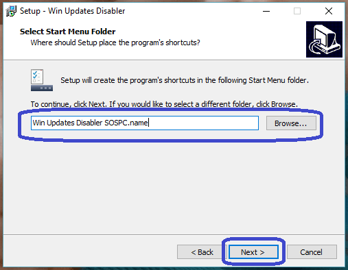 Win Updates Disabler tutoriel sospc.name 7