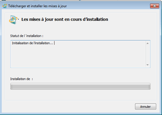 windows 7 windows update ne trouve pas de mises à jour sospc.name b