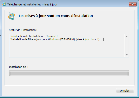 windows 7 windows update ne trouve pas de mises à jour sospc.name c
