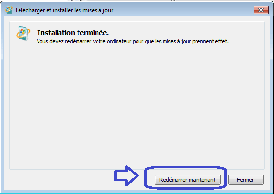 windows 7 windows update ne trouve pas de mises à jour sospc.name d