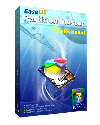 EASEUS Partition Master Pro 12 00 Version Compléte