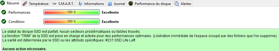 sospc.name hard disk sentinel pro tableau de bord détaillé onglets 1 résumé tutoriel