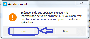 tutoriel partition master MODIF AVEC REDEMARRAGE