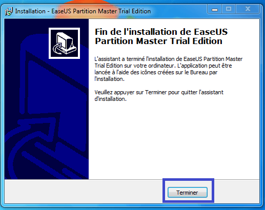 tutoriel partition master professional 12