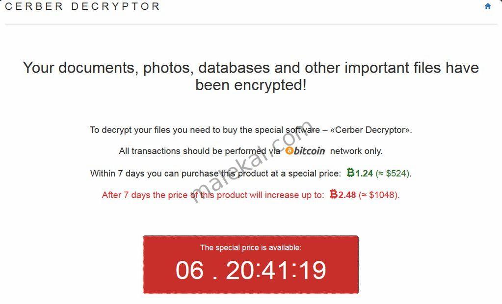 Ransomware_Cerber_Decryptor sospc