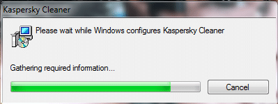 kaspersky cleaner installation 2