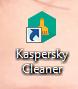 kaspersky cleaner raccourci