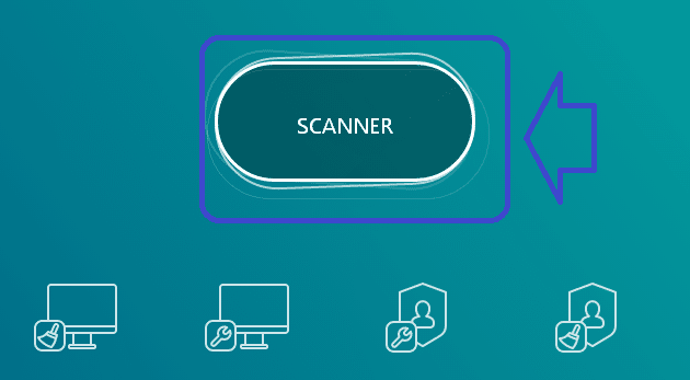 kaspersky cleaner scanner système sospc.name.