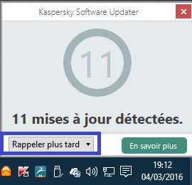 kaspersky software updater installation sospc.name tutoriel 10