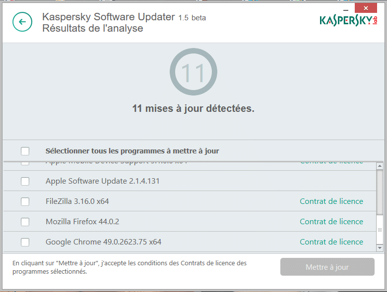 kaspersky software updater installation sospc.name tutoriel 11