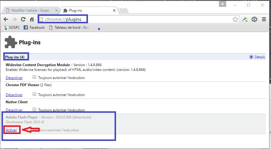 sospc.name impossible de charger le plugin sur chrome 2