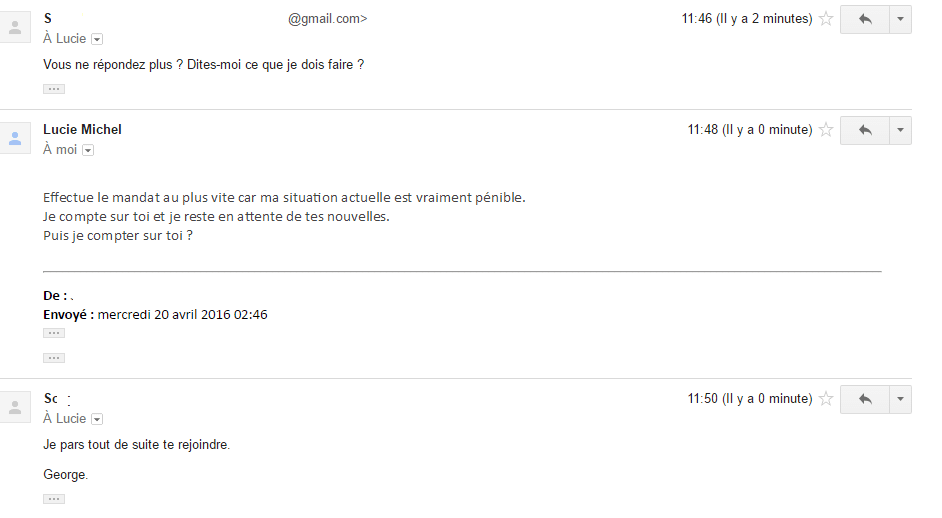 SOSPC.name quand les pirates vous écrivent george 12