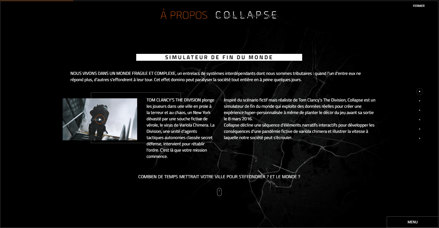 collapse simulateur de fin du monde en ligne sospc.name 0