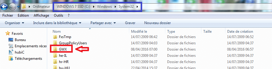 je ne veux pas de windows 10 comment bloquer tutoriel sospc.name 4