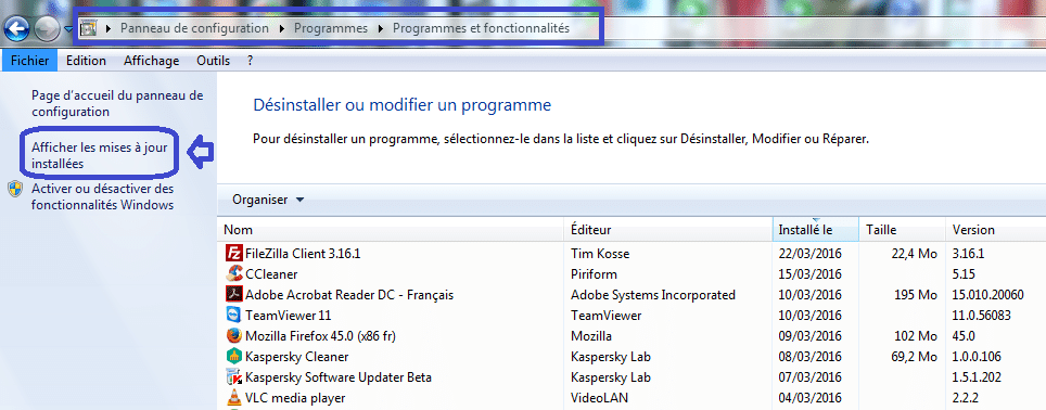 je ne veux pas de windows 10 comment bloquer tutoriel sospc.name 6