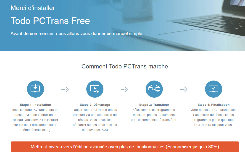 merci d'installer todo pc transfree sospc.name