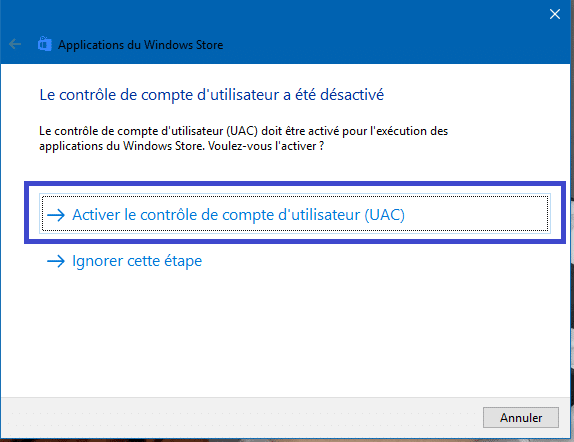 réparer applications windows store windows 10 sospc.name 3