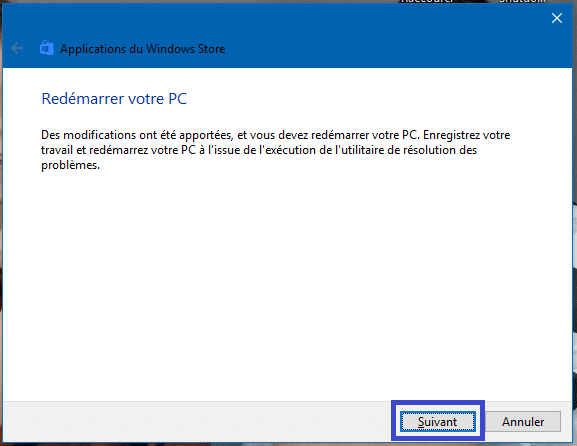 réparer applications windows store windows 10 sospc.name 4