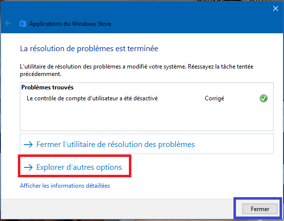 réparer applications windows store windows 10 sospc.name 5