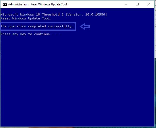 réparer windows update vista à 10 sospc.name tutoriel 10