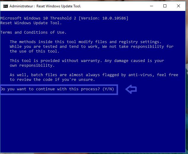 reparer windows update sous windows 7