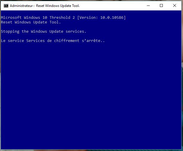 réparer windows update vista à 10 sospc.name tutoriel 9