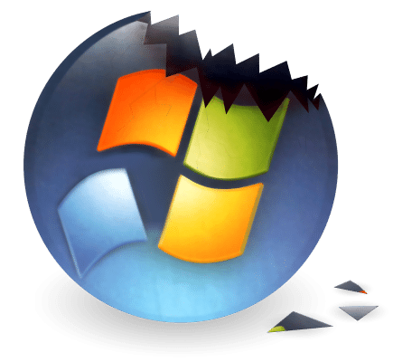 windows update logo cassé sospc.name réparer