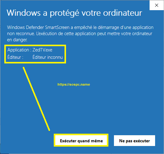 zedtv windows 10
